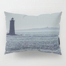 Whaleback Light Pillow Sham