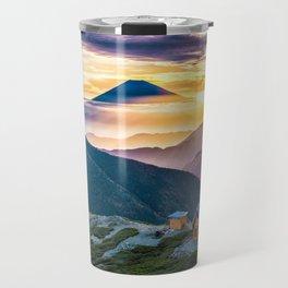 Mt Fuji I Travel Mug