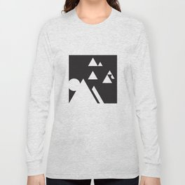 ABSTRACT_03_THE DAY Long Sleeve T-shirt