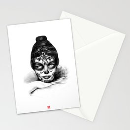 DEPARTURE LOUNGE no 4 Stationery Cards