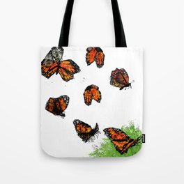 Butterfly (2) Tote Bag