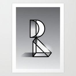 RA Art Print