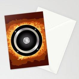 Speaker Stationery Cards