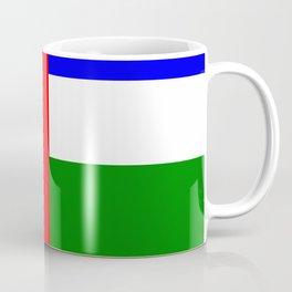 Flag of Central African Republic Coffee Mug