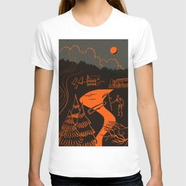 Time for Halloween Spooks T-shirt