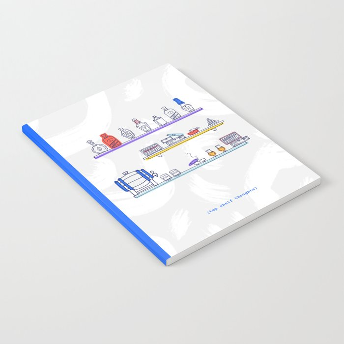 Sips & Smokes Notebook