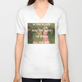 Pass The Moulin Rogue  Unisex V-Neck
