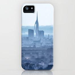 Pompey Skyline iPhone Case