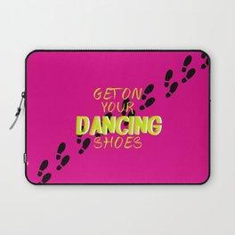 Dancing Shoes Laptop Sleeve
