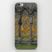 doors iPhone & iPod Skins featuring Doors by Nicholas Bremner - Autotelic Art