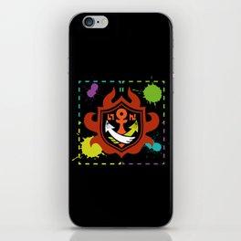 Splatoon - Game of Zones iPhone Skin