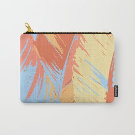Art Deco Palm Carry-All Pouch