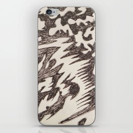 I Summon Magic Into My Life iPhone Skin