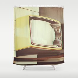 CRT░DRΣΛMS Shower Curtain