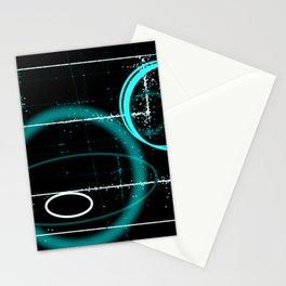 Cyan or what? Stationery Cards
