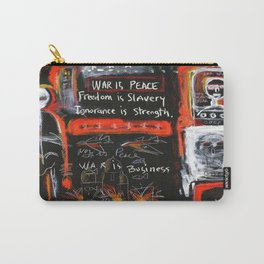 Everybody Wants to Rule The World Carry-All Pouch