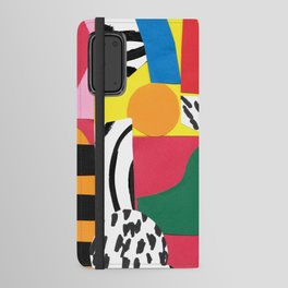 feels like summer Android Wallet Case
