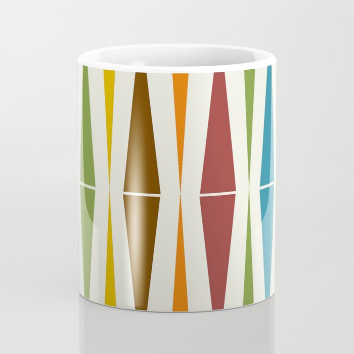 Mid-Century Modern Art 1.4 Coffee Mug