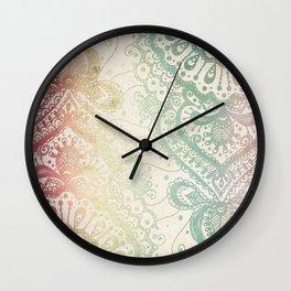 Friday Afternoon Wall Clock