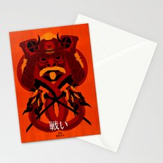 WAR Stationery Cards