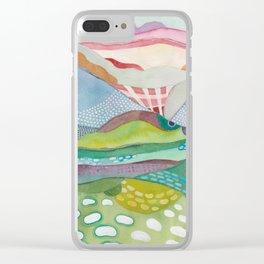 Meadowlark West Clear iPhone Case