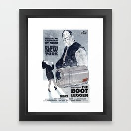 For Seinfeld Fans Framed Art Print