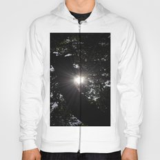 Light in the forest # Hoody