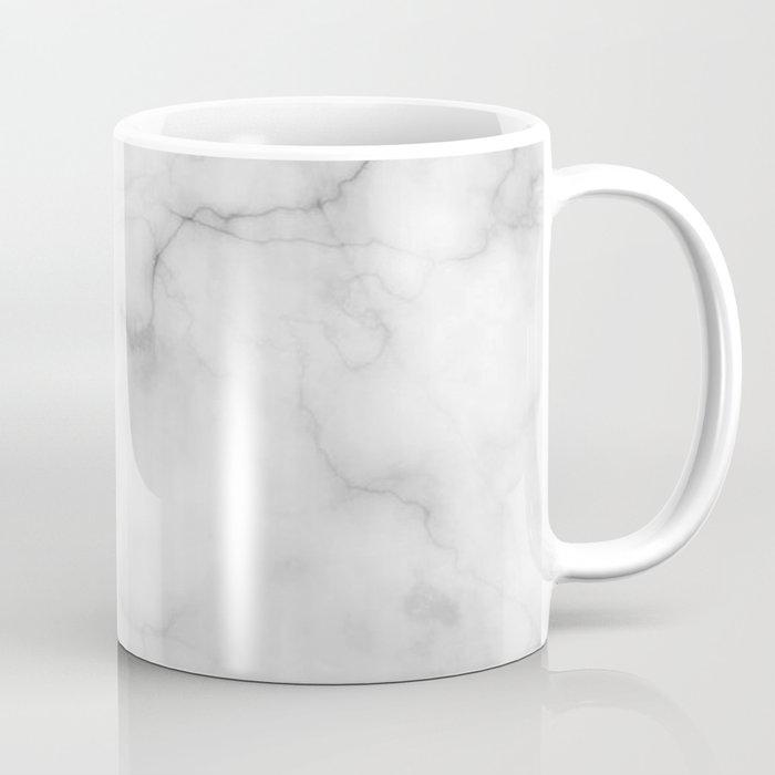 Real Marble Coffee Mug