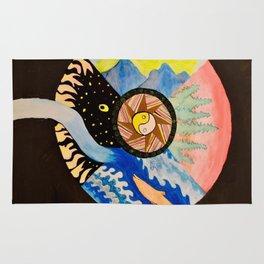 Earth, Wind and Sea Rug