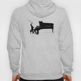 Piano Passion Hoody
