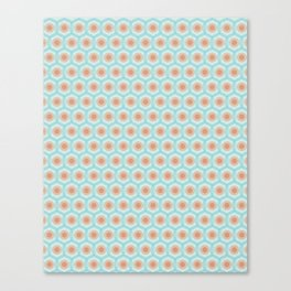Patricia Pattern Canvas Print