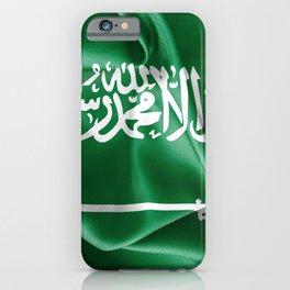 Saudi Arabia Flag iPhone Case
