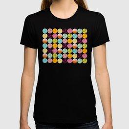 Pop Art Baseballs T-shirt