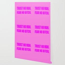 Trust No Man Wallpaper