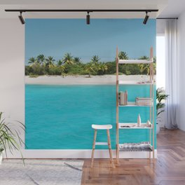virgin island Wall Mural