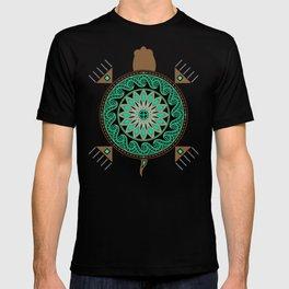 Green Turtle T-shirt