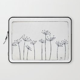 cow parsley Laptop Sleeve