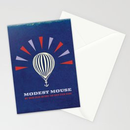 Modest Mouse - We Were Dead Before The Ship Even Sank Stationery Cards