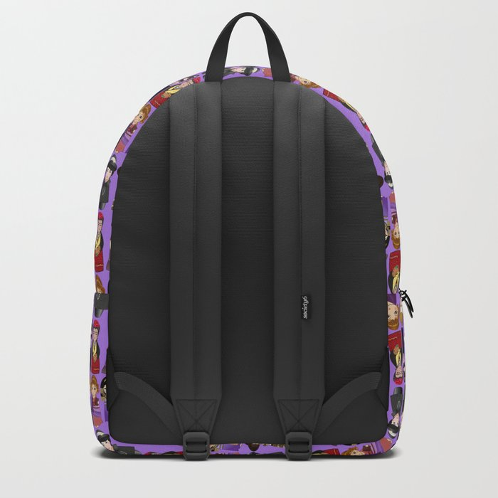 Kokeshis Women in the History Backpack