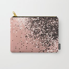 Cali Summer Vibes Lady Glitter #9 #shiny #decor #art #society6 Carry-All Pouch