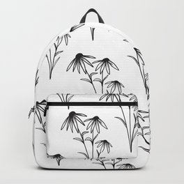 Three Florals Backpack