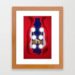 Thorsday Framed Art Print