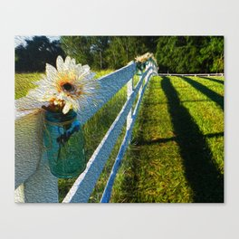 From the Farm Canvas Print