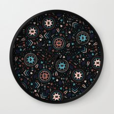 Spirits of the Stars Wall Clock