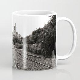 Railroad Tracks Coffee Mug