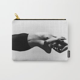 Nude dancer black and white nude photography 2010 Carry-All Pouch