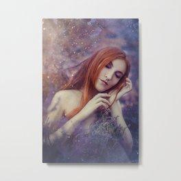 Purple Dreams Metal Print