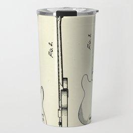 Guitar-1953 Travel Mug