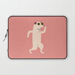 Fun, Little Dancing Dog Laptop Sleeve