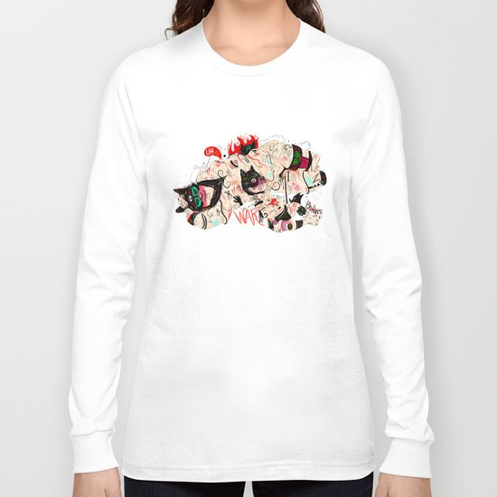 Wolfmother Long Sleeve T-shirt